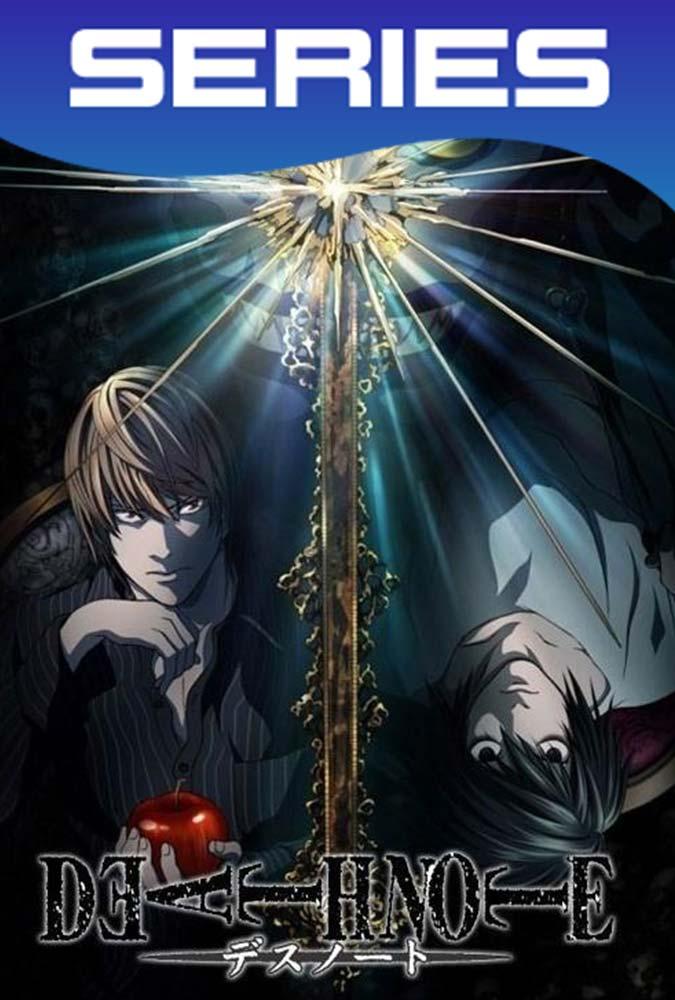 Death Note Serie Completa HD 1080p Latino