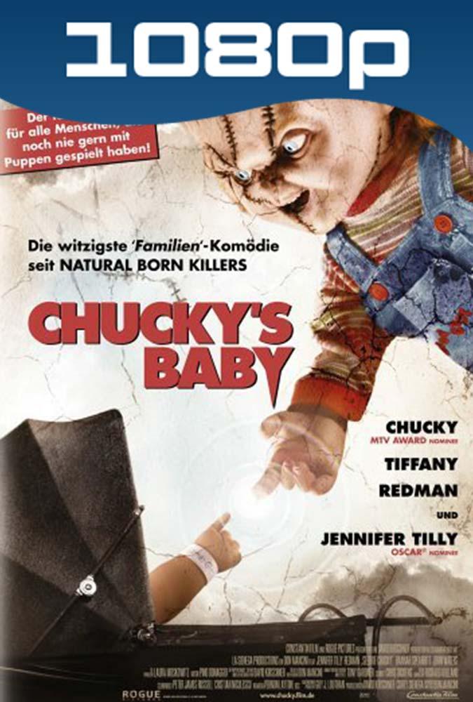 El Hijo de Chucky (2004) HD 1080p Latino
