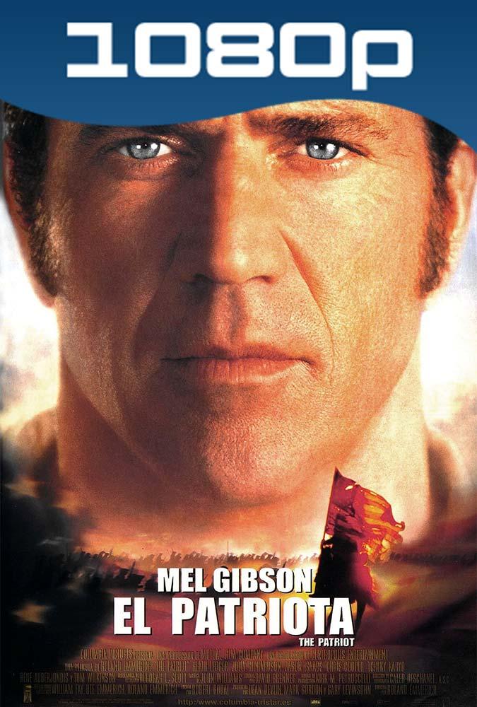 El patriota (2000) HD 1080p Latino Extended