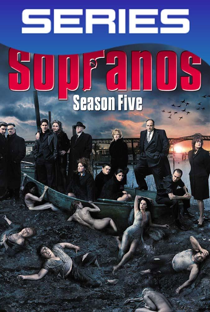 Los Soprano Temporada 5 Completa HD 720p latino