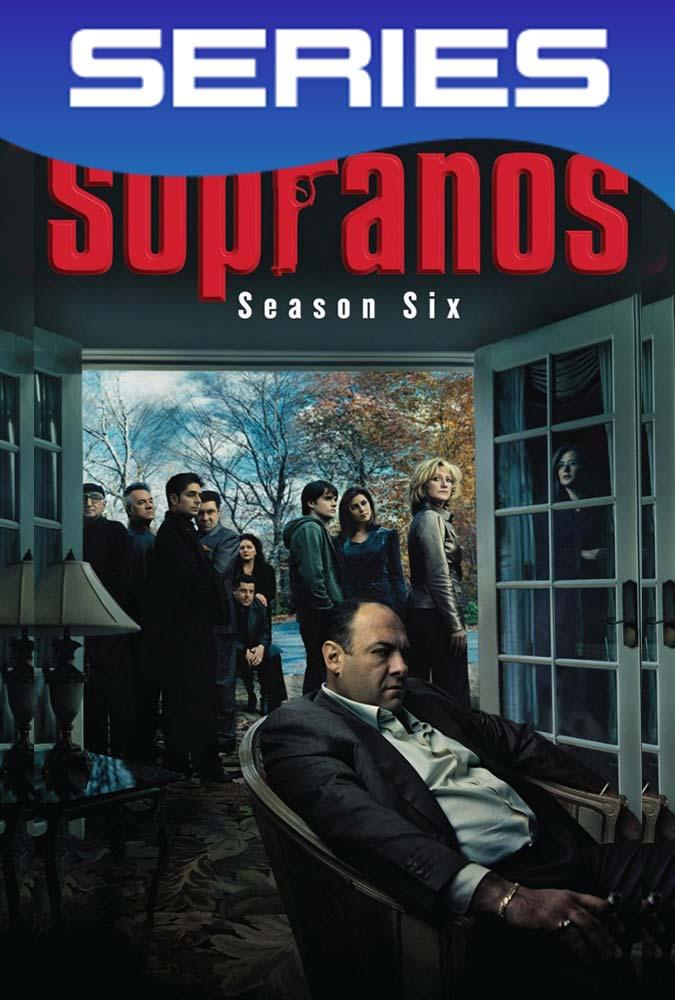 Los Soprano Temporada 6 Completa HD 720p latino