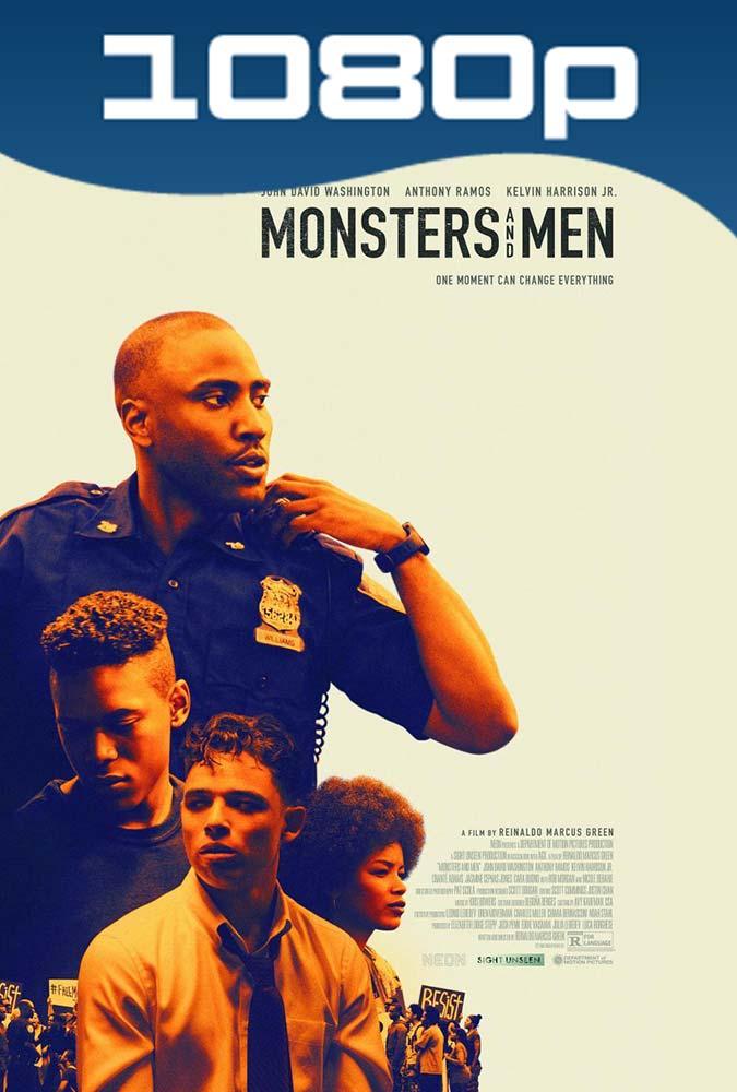Monstruos y Hombres (2018) HD 1080p Latino