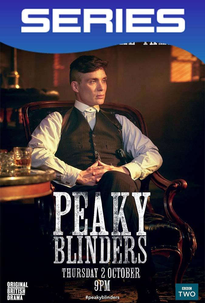 Peaky Blinders Temporada 2 Completa HD 1080p Latino