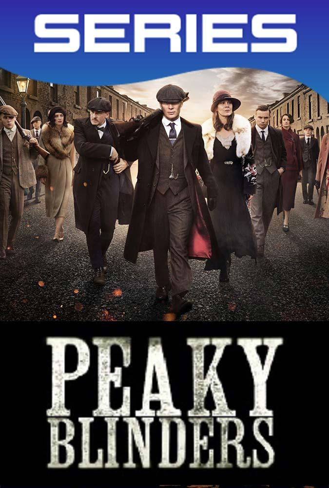 Peaky Blinders Temporada 4 Completa HD 1080p Latino