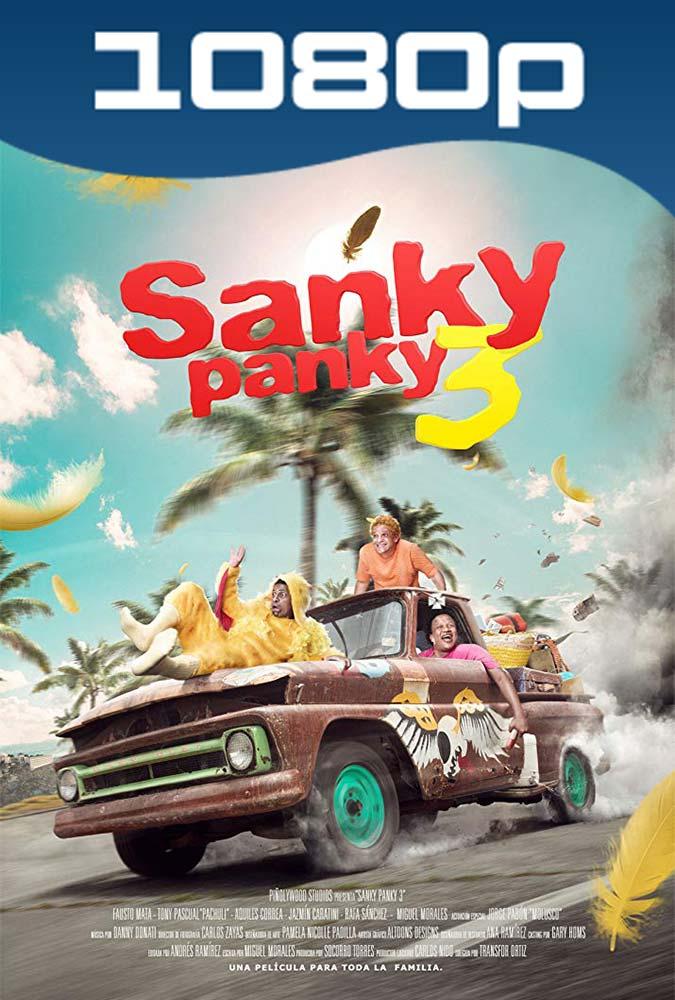 Sanky Panky 3 (2018) HD 1080p Latino