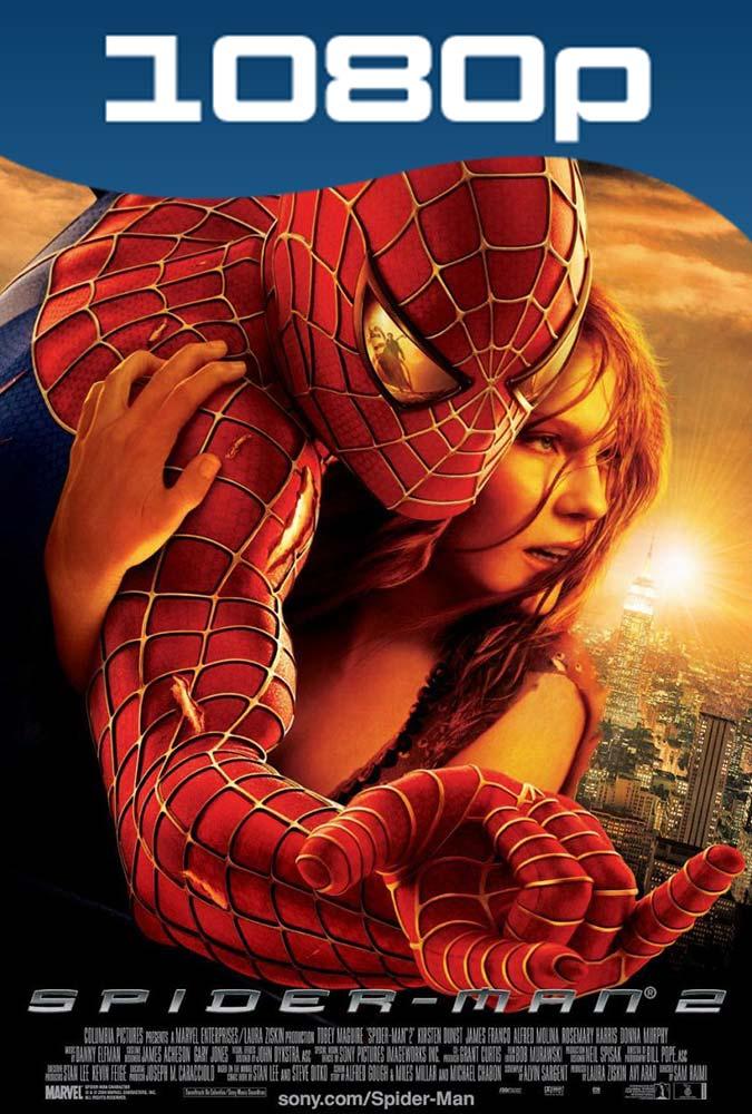 Spider-Man 2 (2004) HD 1080p Latino Extendida