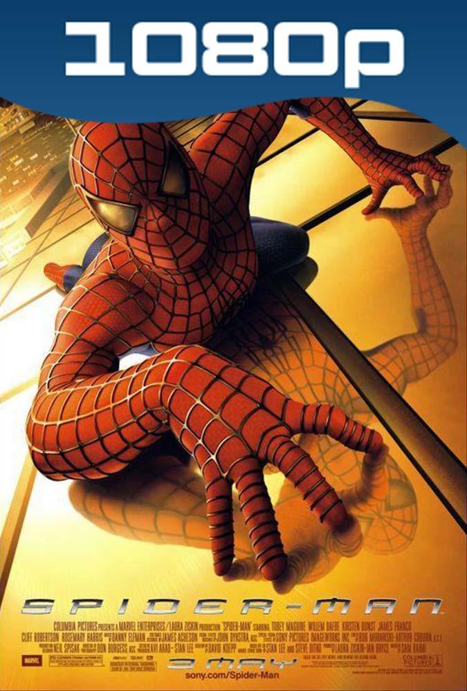 Spider-Man (2002) HD 1080p Español Latino
