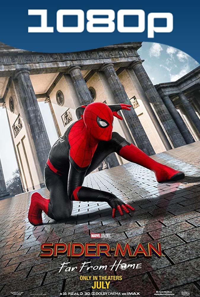 Spider-Man Lejos de Casa (2019) HD 1080p