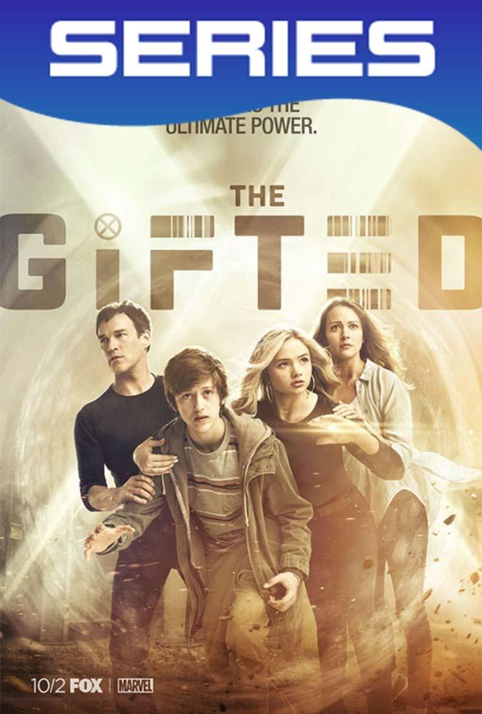 The Gifted Los Elegidos Temporada 1 Completa HD 720p Latino