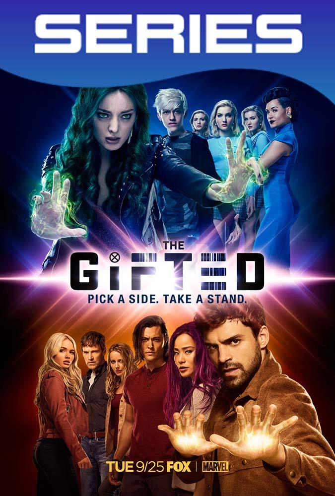 The Gifted Los Elegidos Temporada 2 Completa HD 720p Latino