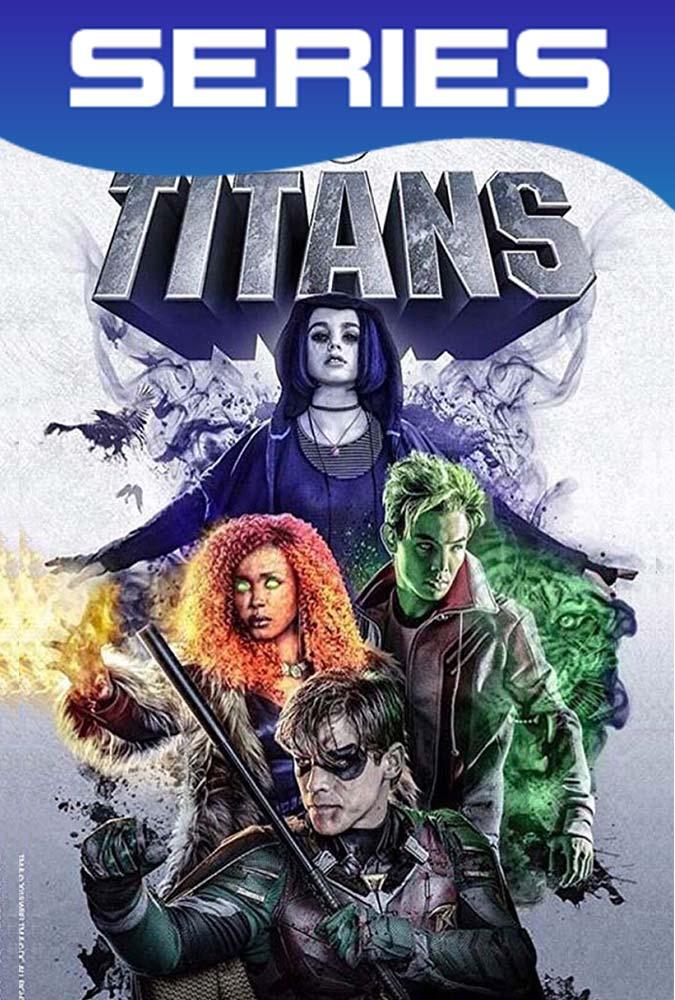 Titans Temporada 1 Completa HD 720p Latino
