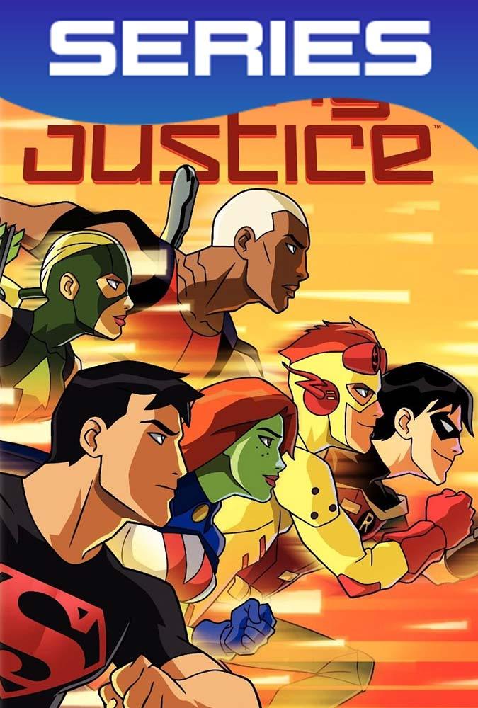 Young Justice Temporada 1 Completa HD 1080p Latino