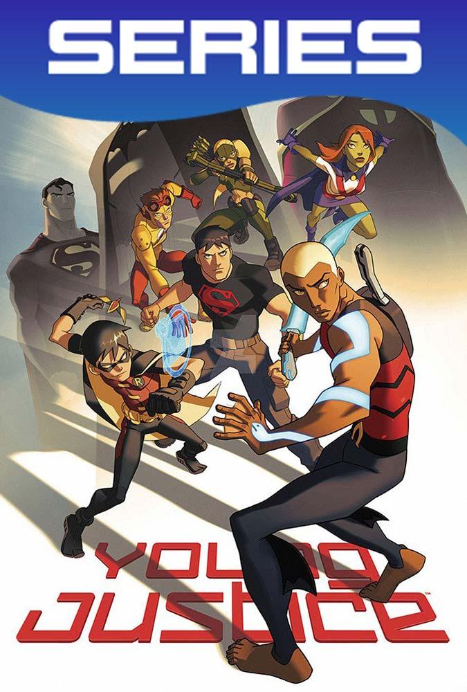 Young Justice Temporada 2 Completa HD 1080p Latino