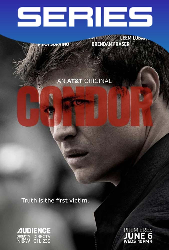 Condor Temporada 1 Completa HD 720p Latino