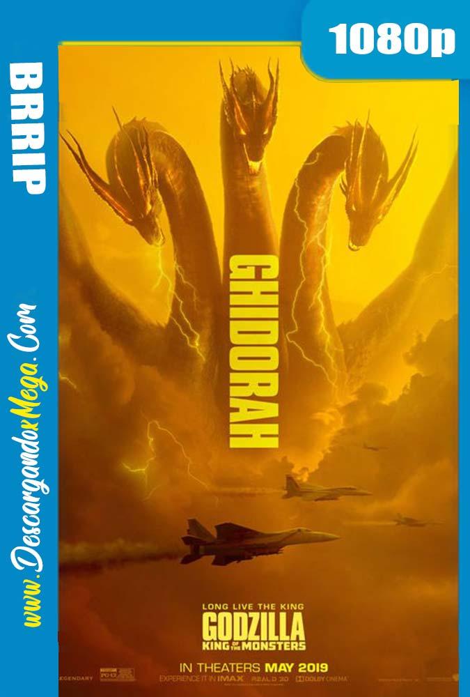Godzilla II El rey de los monstruos (2019) HD 1080p Latino