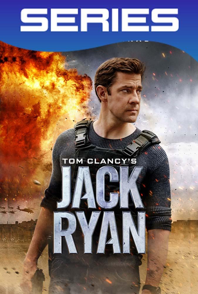 Jack Ryan Temporada 1 Completa HD 1080p Latino
