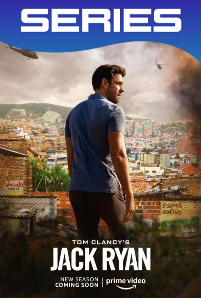 Jack Ryan Temporada 2 Completa HD 1080p Latino