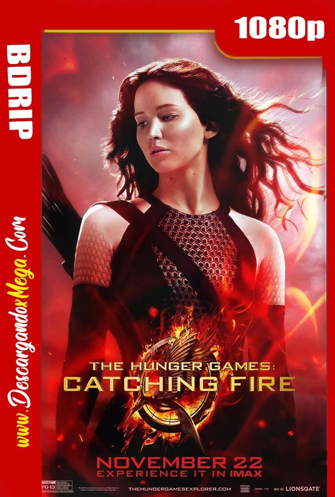 Los Juegos Del Hambre En llamas (2013) IMAX BDRip 1080p Latino