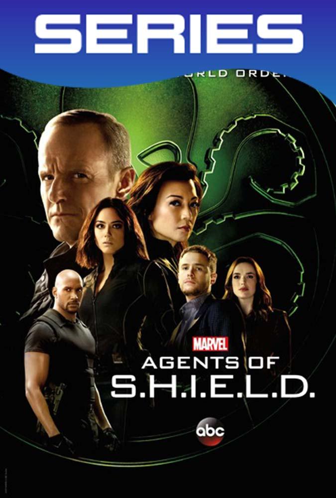 Agents Of S.H.I.E.L.D Temporada 4 completa HD 1080p Latino