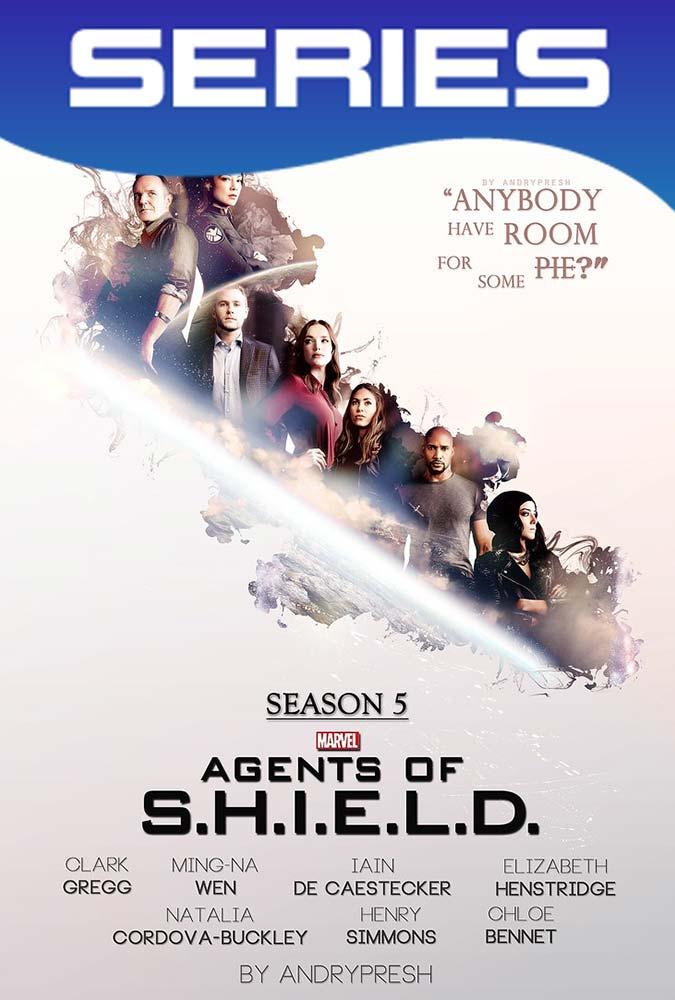 Agents Of S.H.I.E.L.D Temporada 5 completa HD 1080p Latino