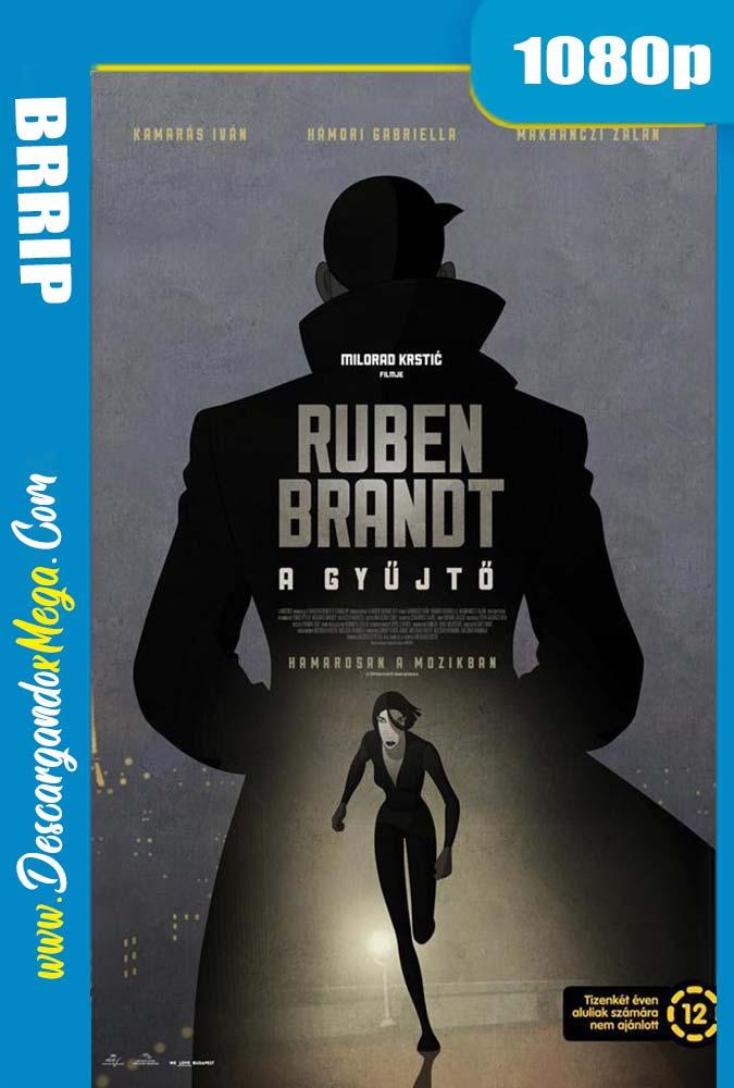 Ruben Brandt Coleccionista (2018) HD 1080p Latino