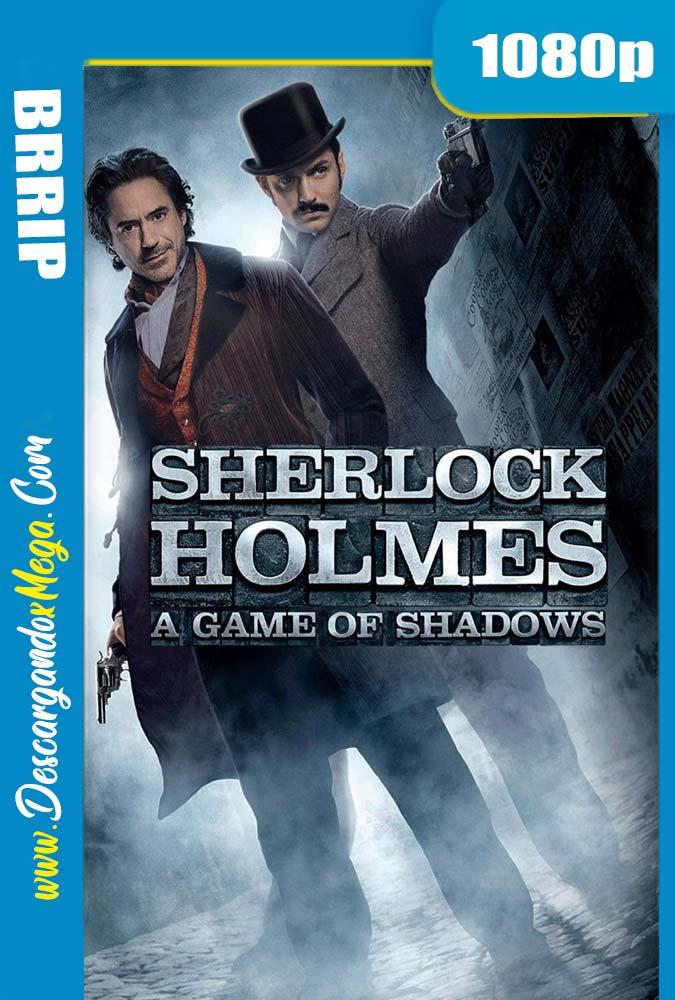 Sherlock Holmes 2 Juego de Sombras (2011) HD 1080p Latino