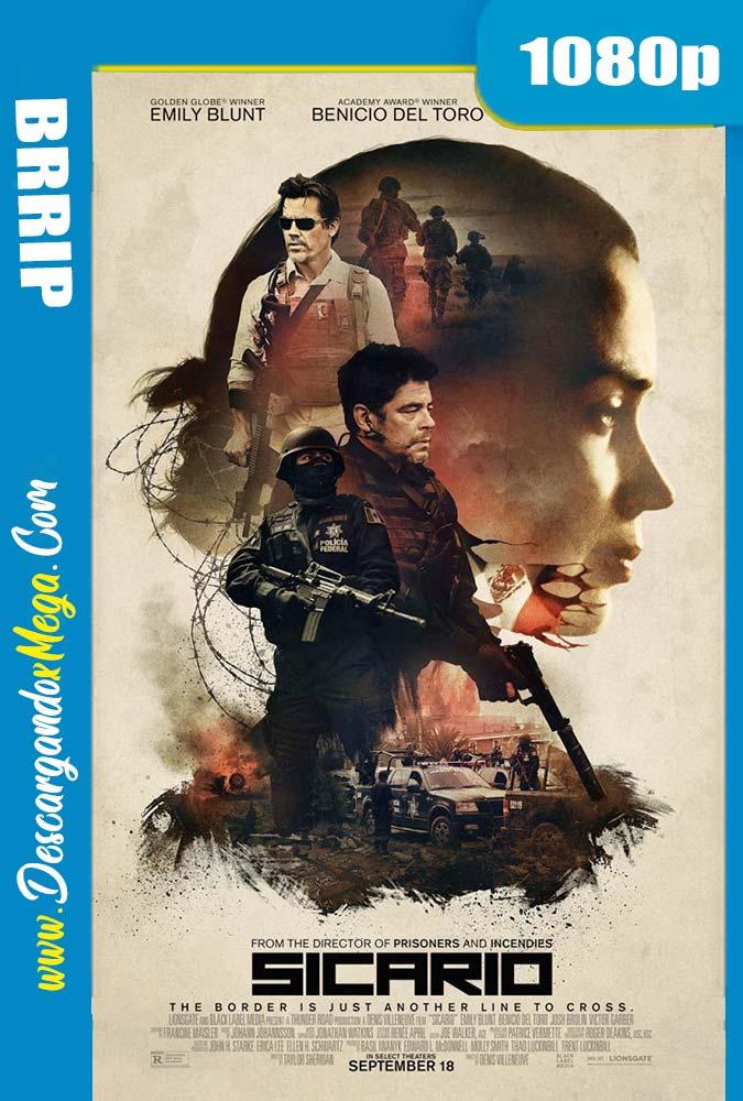 Sicario (2015) HD 1080p Latino Dual