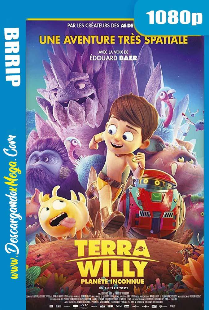 Terra Willy Planeta Desconocido (2019) HD 1080p Latino