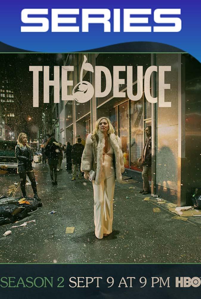 The Deuce Temporada 2 Completa HD 720p Latino