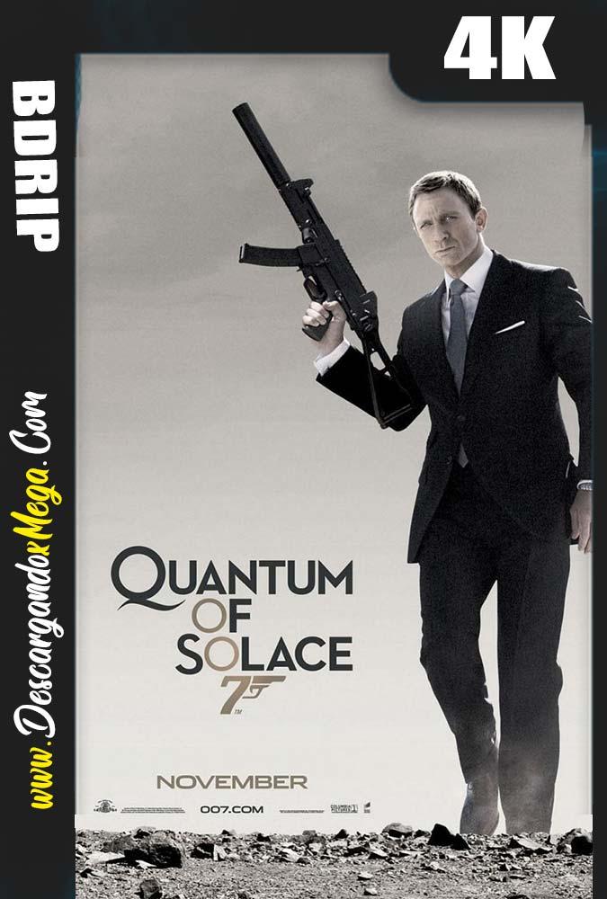 007 Quantum of Solace (2008) 4K UHD HDR Latino