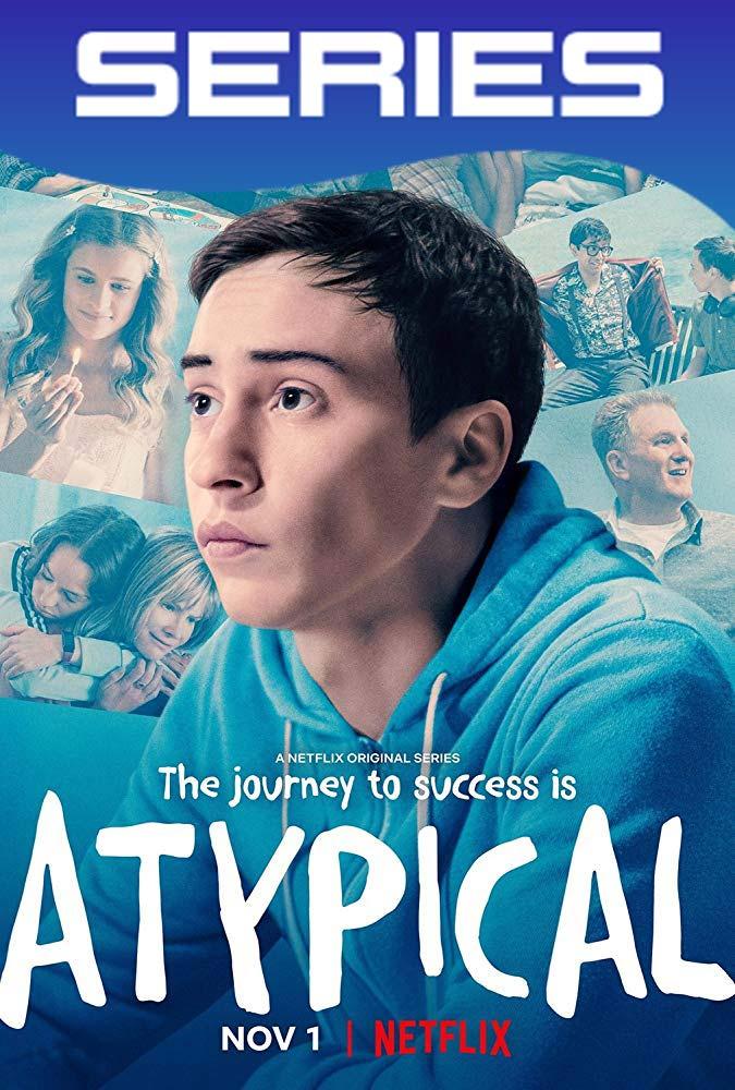 Atypical Temporada 3 Completa HD 1080p Latino