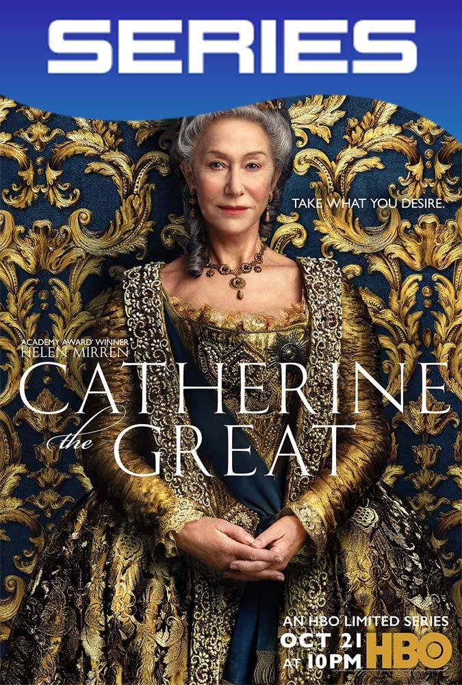 Catalina la Grande Temporada 1 Completa HD 1080p Latino
