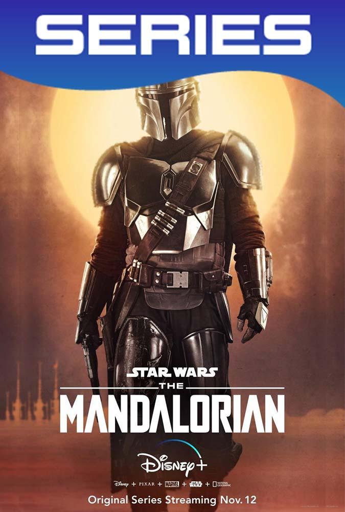 The Mandalorian Temporada 1 HD 1080p Latino