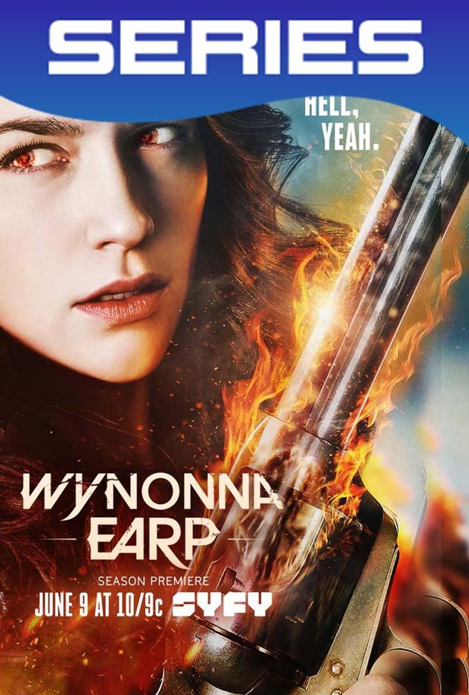 Wynonna Esrp Temporada 2 Completa HD 1080p Latino